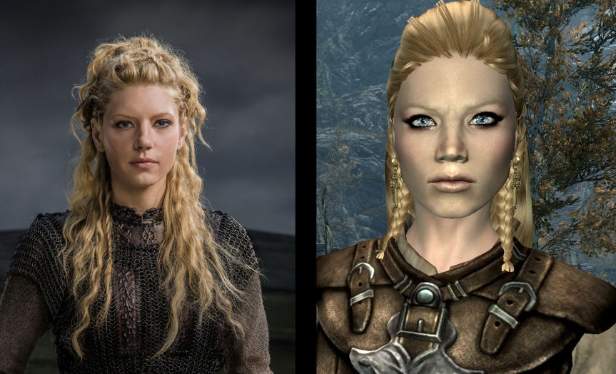 Lagertha Comparison copy